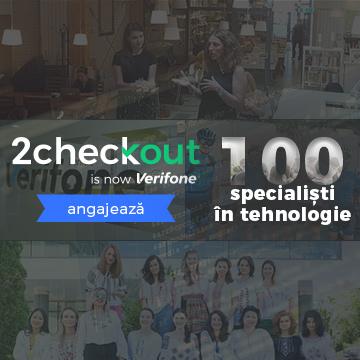 2Checkout: Avem nevoie de 100 de specialiști în centrul de inovare de la București