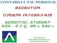Trusted Advisor Ioana Arsenie ofera internship part-time in contabilitate!